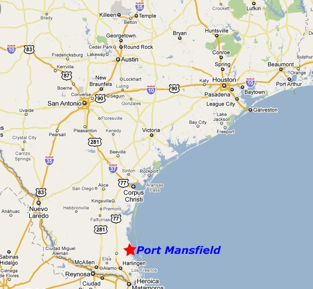 Port Mansfield Texas guides - Community, , Vacation ... on